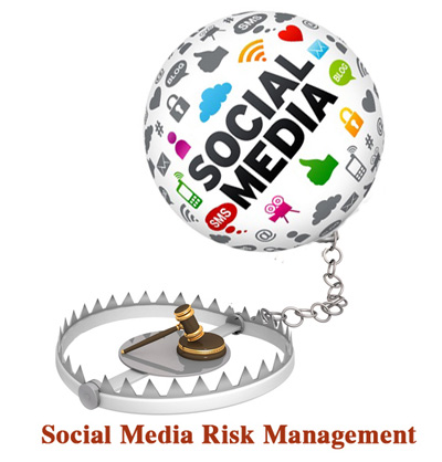 Have to worry about business risks with social media read on